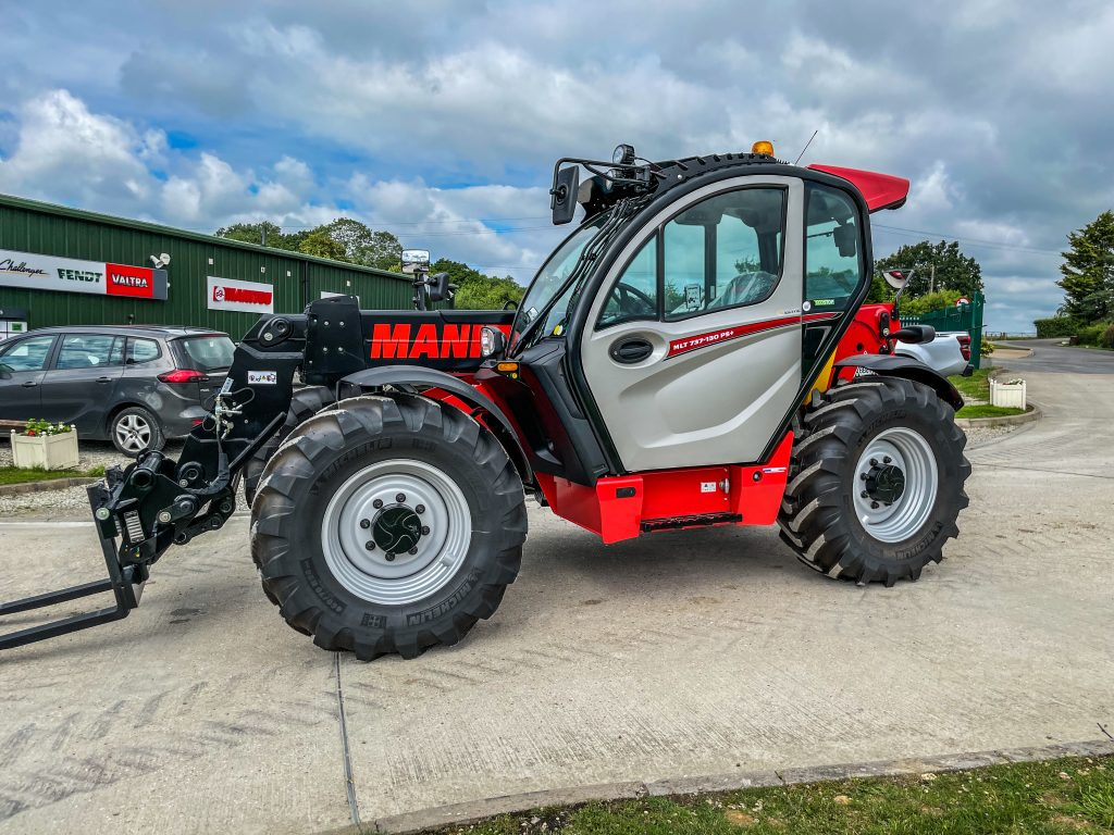 MANITOU MLT 737-130PS ELITE STAGE 5